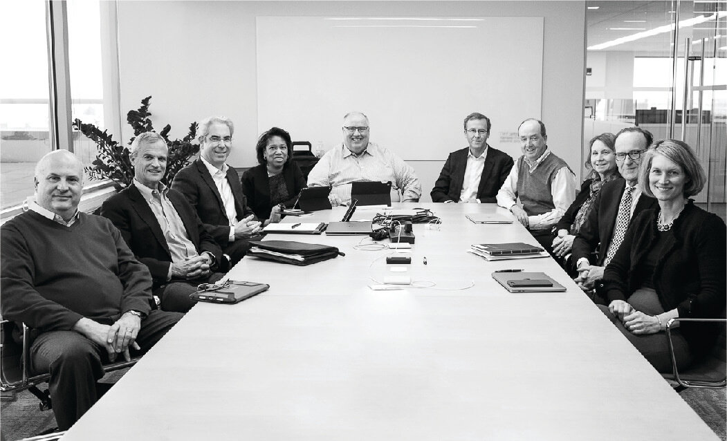 The TIFF Board of Directors.
